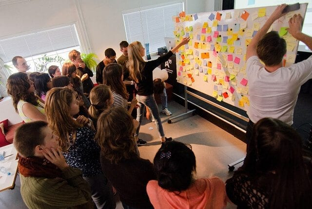 Innovations in collaboration in the non-profit sector