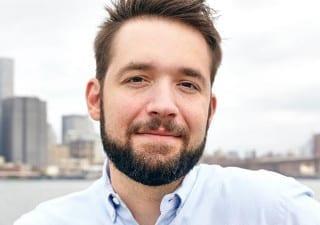 Alexis Ohanian co-founder Reddit