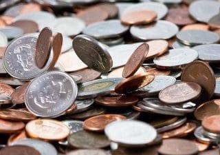 money pile canada