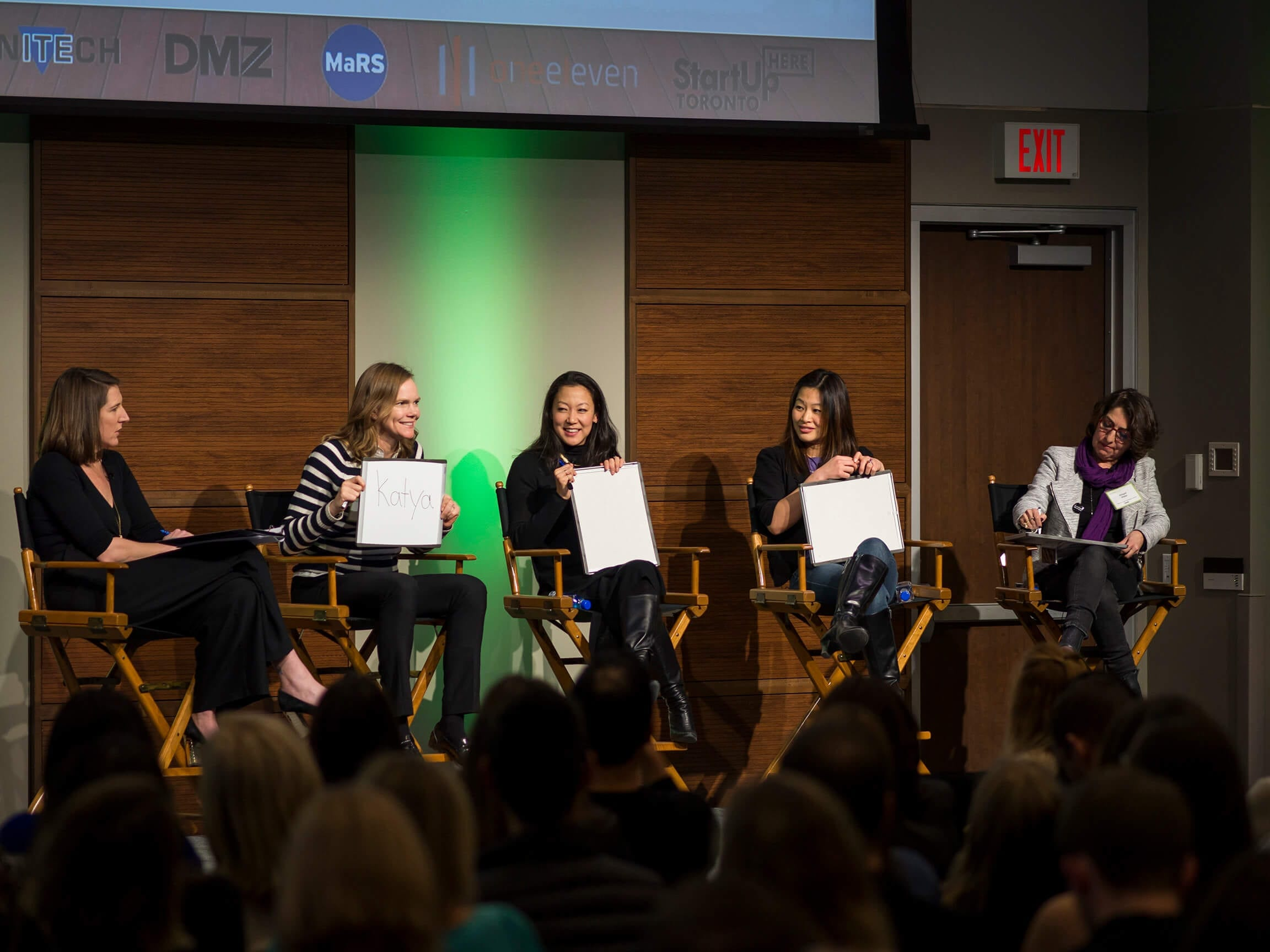 Women in Toronto are 'Moving the Dial'