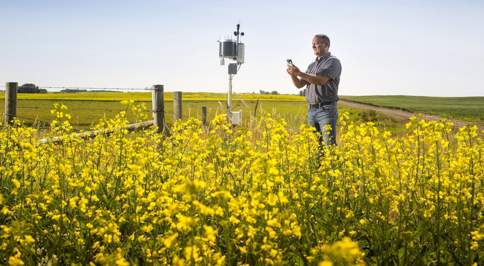 Remote control farming is coming to a prairie near you