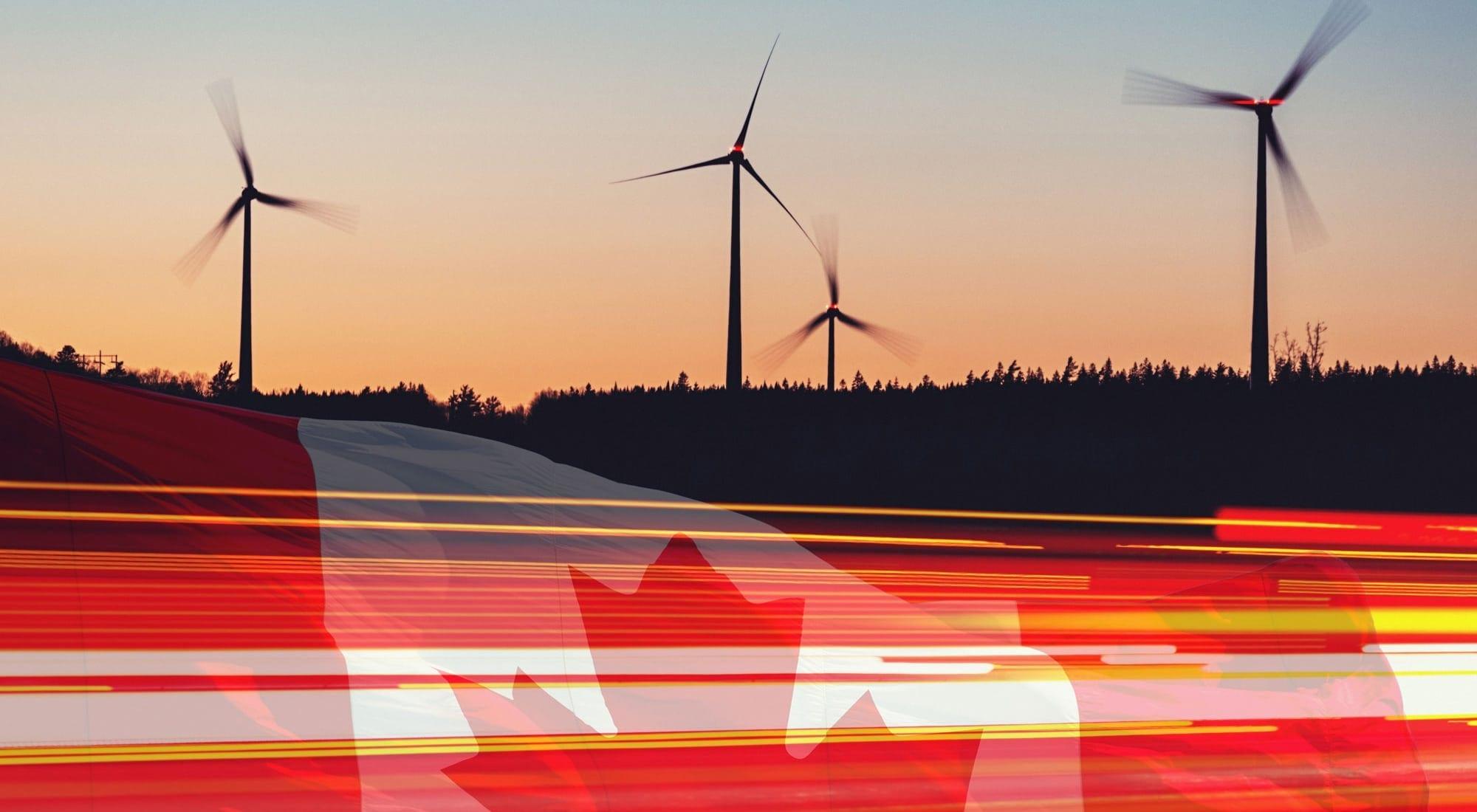 Canadian cleantech's Trump dividend