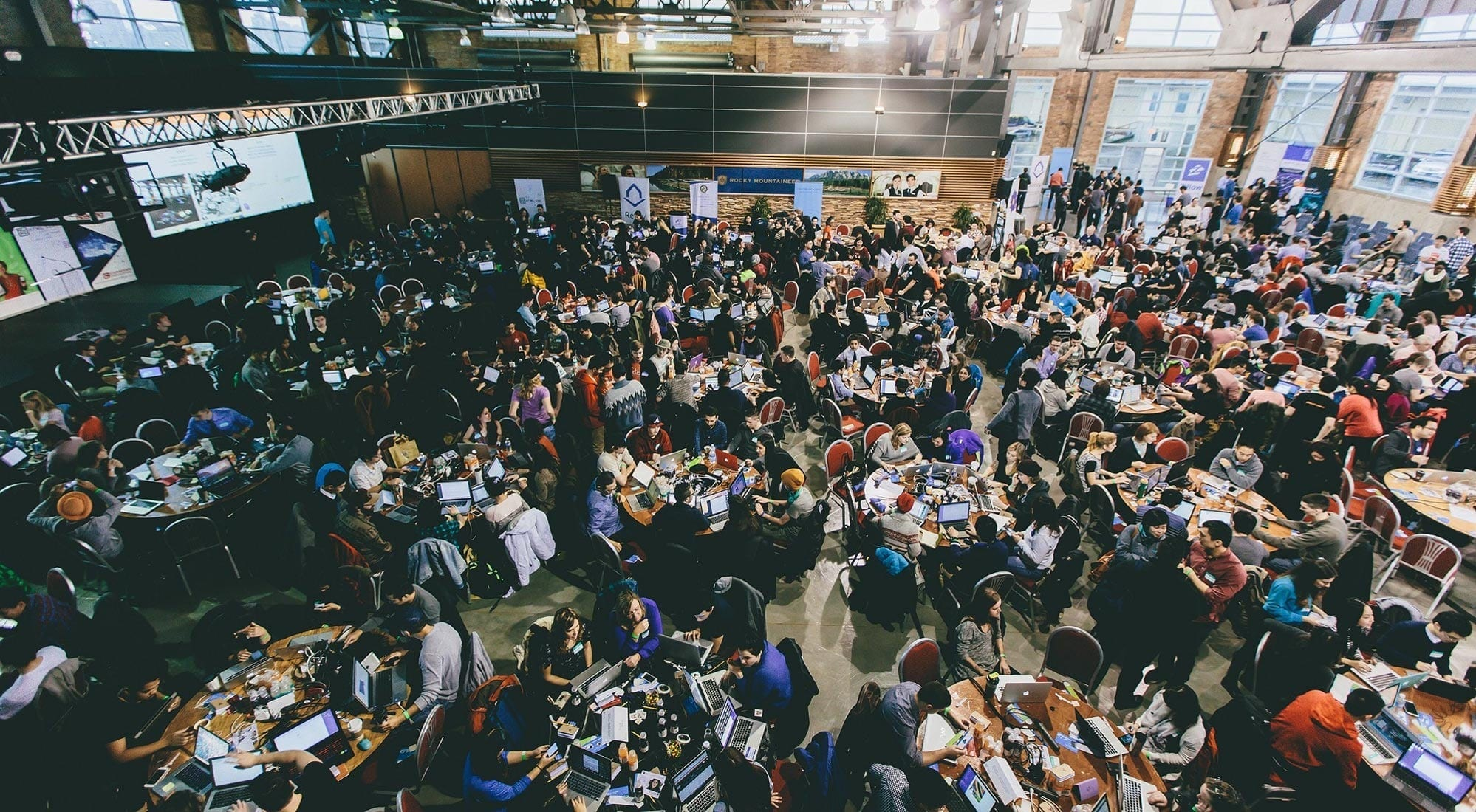 Stop wasting your time at job fairs and head to a hackathon