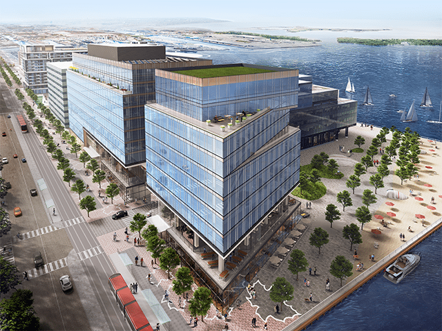 The Waterfront: Toronto's new innovation community