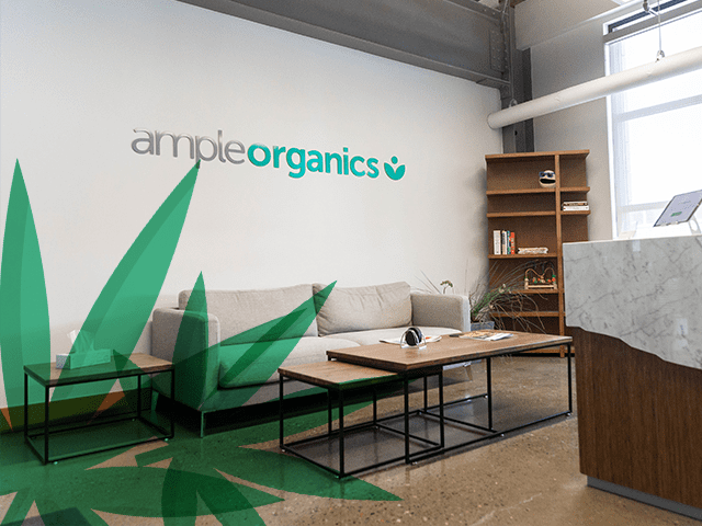 Ample Organics places growing confidence in cannabis