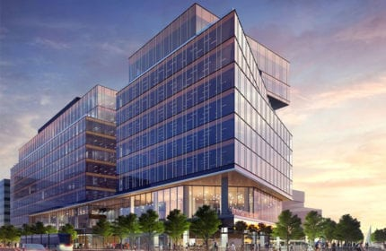 Toronto's Biggest Tech Hub to Expand to Menkes Waterfront Centre