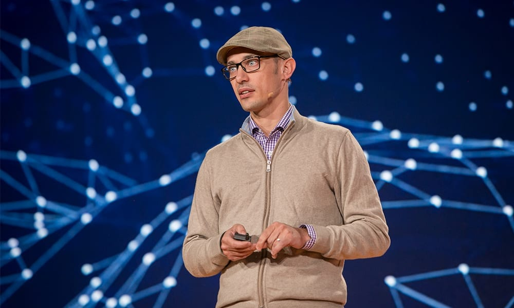 Shopify founder Tobi Lütke will be at Collision discussing why Canadian startups must play to win