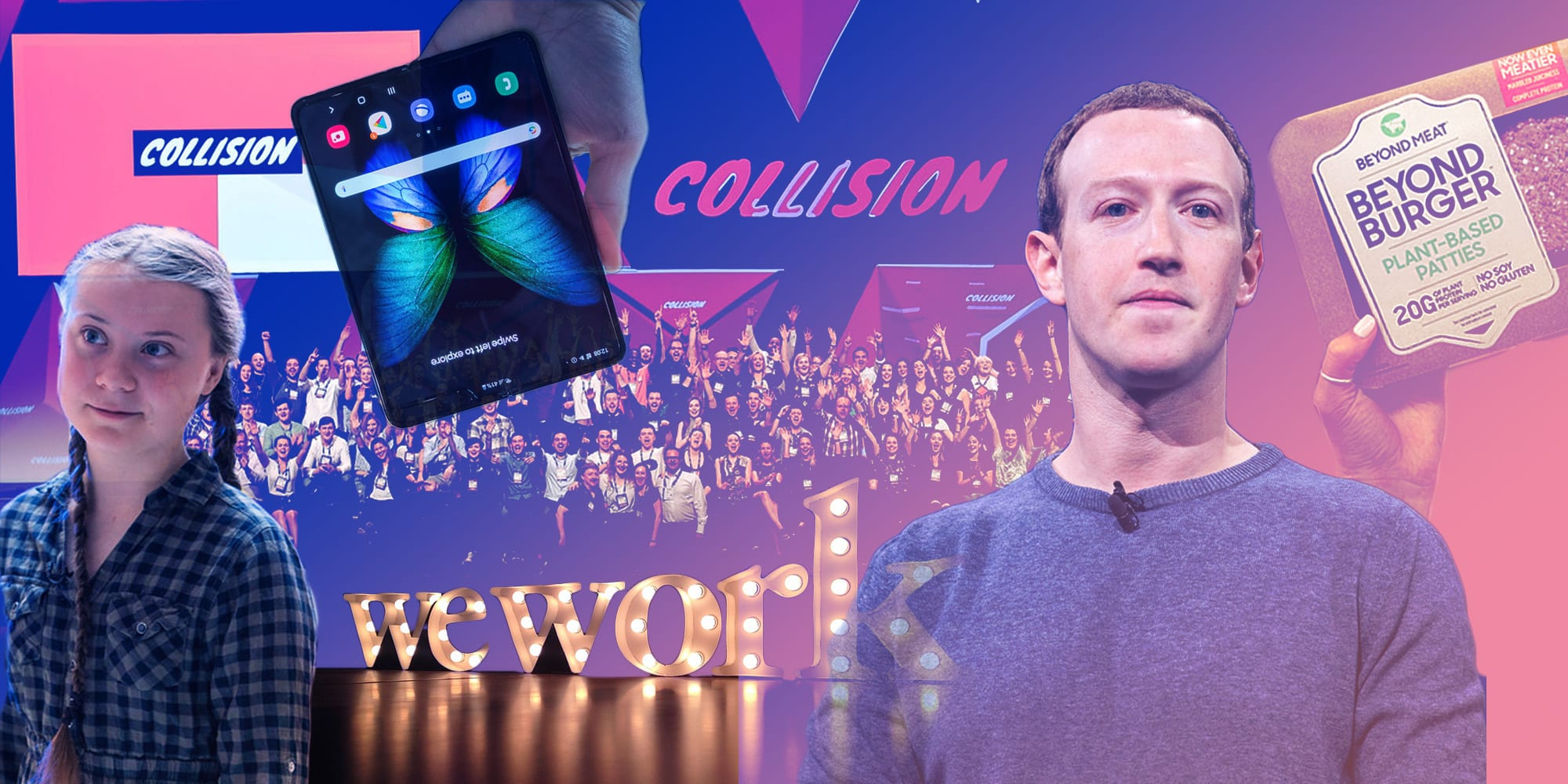 The 10 biggest tech stories of 2019