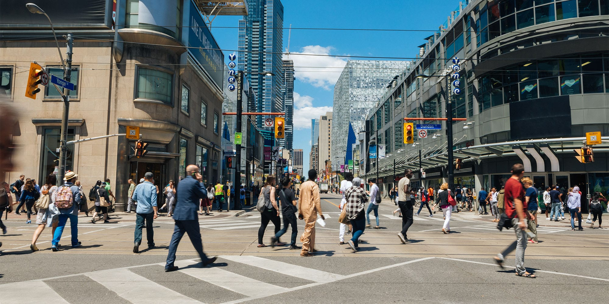 Canadian companies that are improving life in the city
