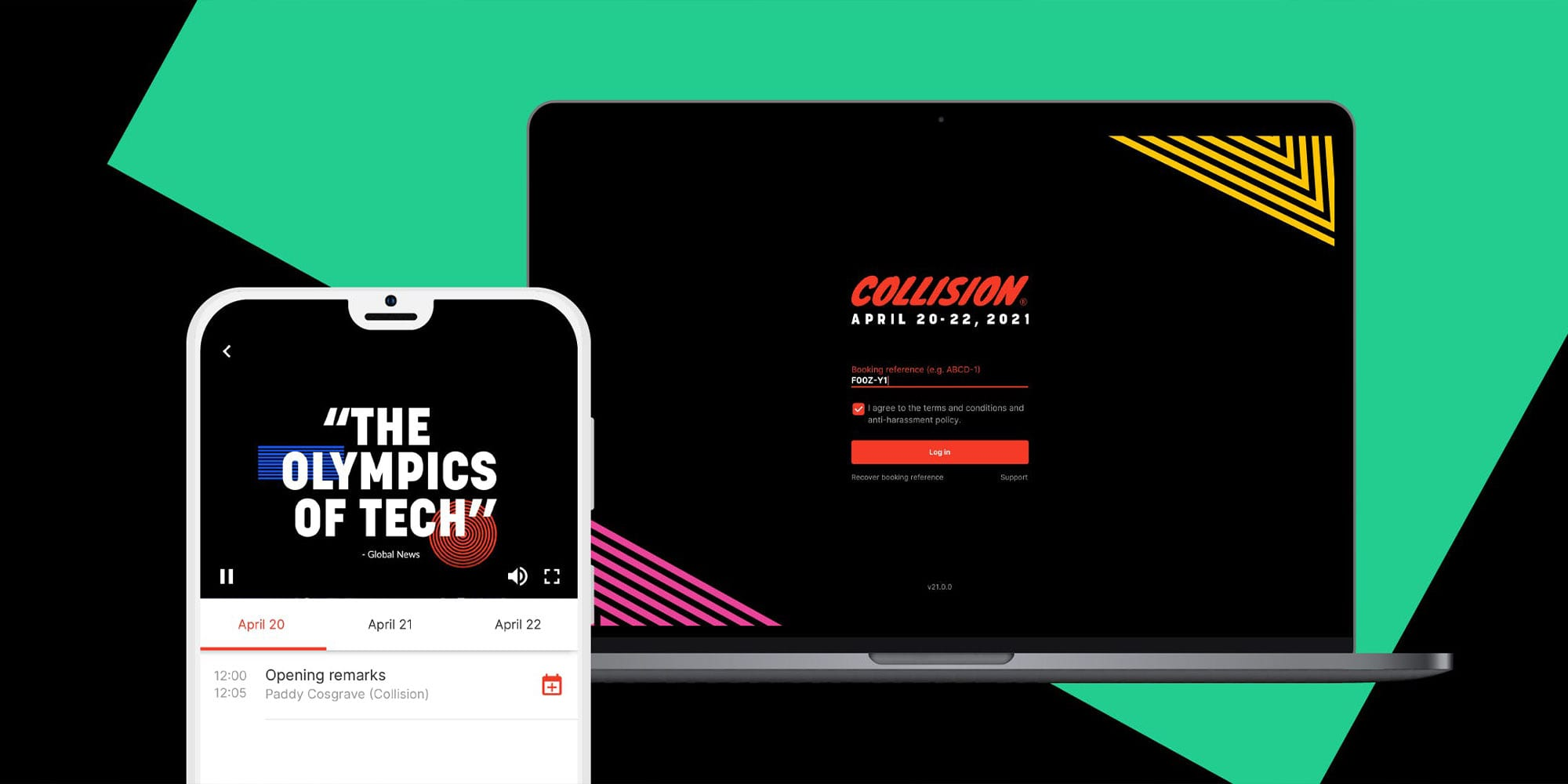 9 can't-miss sessions at this year's Collision Conference