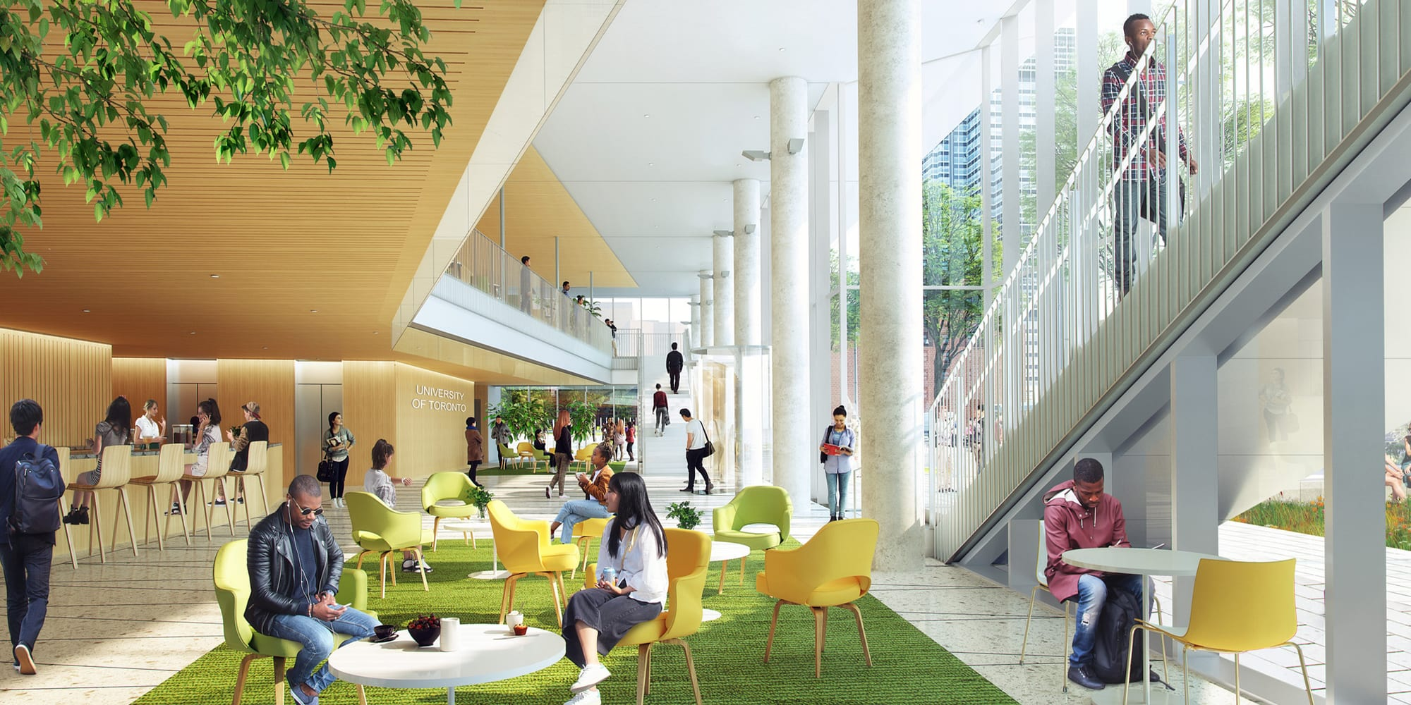 10 Toronto green buildings to get excited about